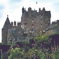 Glamis Castle Forgaing Course Image