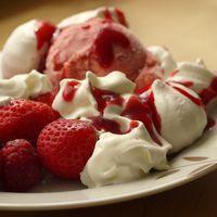 Strawberry Cream Tea Image