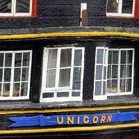 Self Directed HMS Unicorn Design Tour Image