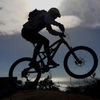 Level 2 Mountain Bike Leadership Award Training Image