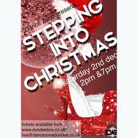 Stepping into Christmas Image