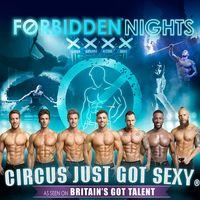 Forbidden Nights Image