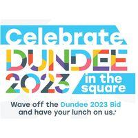 Dundee 2023 European Capital of Culture Bid Wave-off Image