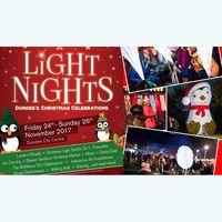 Light Nights: Dundees Christmas Celebrations Image