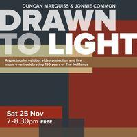Drawn to Light: Duncan Marquiss and Jonnie Common Image