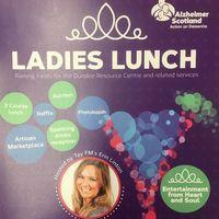 Alzheimer Scotland Ladies Lunch Image