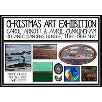 Christmas Art Exhibition Image