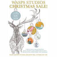 WASPS Studios Christmas Sale Image