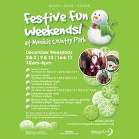 Festive Fun Weekend at Monikie Country Park Image