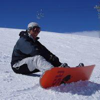 Dry Slope Snowboarding (Age 12 plus) Image