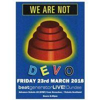 Devo Tribute Show Image
