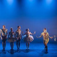 Black Ballet - Double Bill Image
