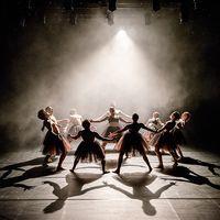 Scottish Dance Theatre Open Technical Rehearsal Image