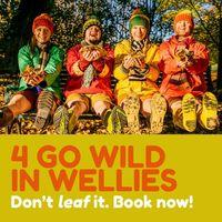 Four Go Wild in Wellies Image