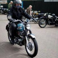 Scottish Classic Motorcycle Club Meeting Image