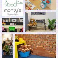 Montys Stay and Play - Montessori Classes Image
