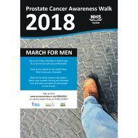 Prostate Cancer Awareness Walk Image