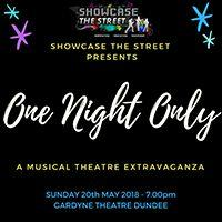 Showcase the Street - One Night Only Image