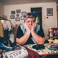 Susie McCabe - Domestic Disaster Image