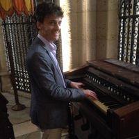 Summer Organ Concerts: Matthew Beetchsen (Dunfermline Abbey) Image