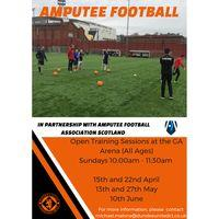 Amputee Football Image