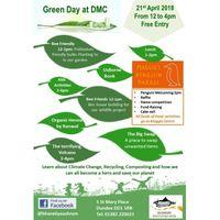 Green Day at Dudhope Multicultural Centre Image