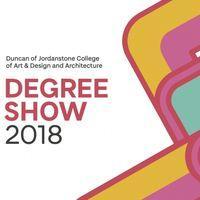 University of Dundee Degree Show Image