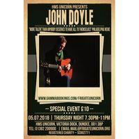 John Doyle @ HMS Unicorn Image