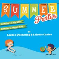 Parties at Lochee Swimming and Leisure Centre Image
