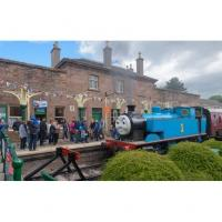 Day Out With Thomas @ Caledonian Railway Image
