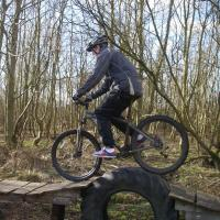 Getting into Mountain Biking Skills Session Image