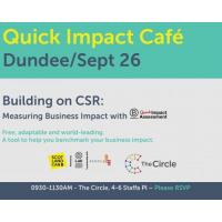 Quick Impact Cafe with Scotland Can B Image