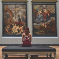 Introducing a History of Western Art Image