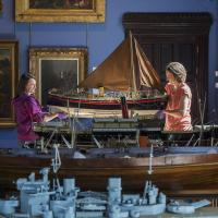 The Maritime Quarter: Exploring the Ship Model Collection Image