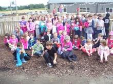 Kirkton Kids visit to Stanley Active Park