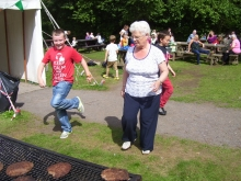 Monikie Park Barbecue