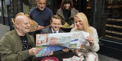 Launch of Dundee Eats Image