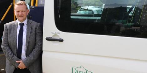 Balgay Blether Bus Image