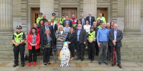 Go Safe to School Campaign Launches Image