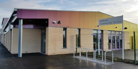 Community centres to reopen Image