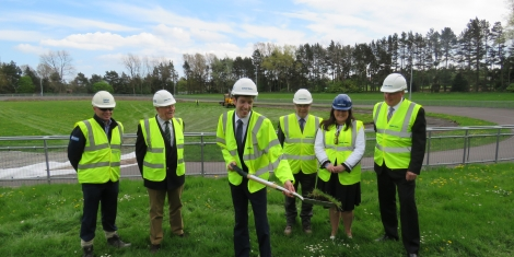 Work Starts on Regional Performance Centre for Sport Image