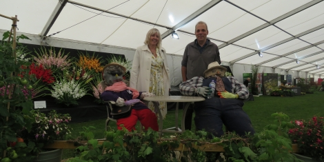 Walkabout at Dundee Flower & Food Festival Image