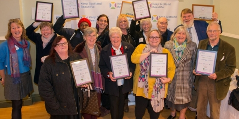 Dundee well represented in national awards Image