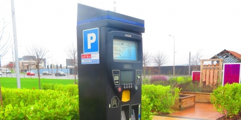 Parking meters proposed upgrades Image