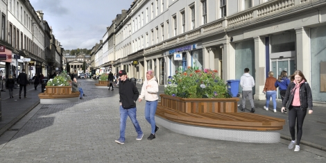 Future Investment in City Centre  Image