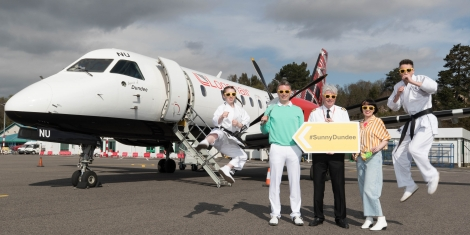 Sunny Dundee Launched Image