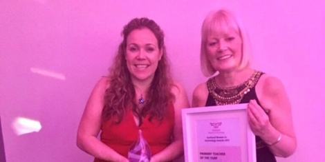 Dundee Success at Scottish Women in Technology Awards Image