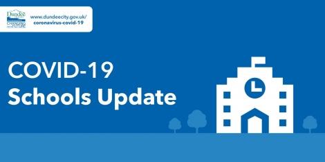 Dundee Schools Cases Update Image