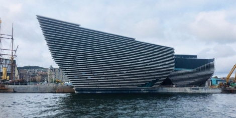 Council Leader welcomes V&A Dundee