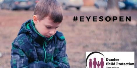 Eyes Open campaign launch Image